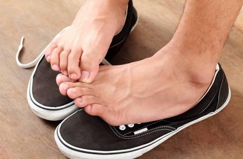 Как сделать чтобы не воняла обувь