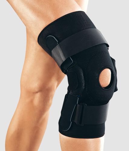 Ортез для коленных суставов препараты от болей в мышцах и суставах апизатрон