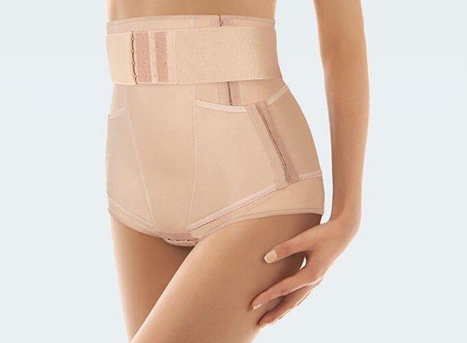 Как правильно надевать и носить бандаж после родов и кесарева сечения